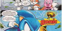 Sonic the Comic Issue 8
