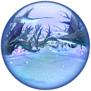 Frozen Forest Icon (Normal)