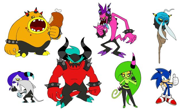 File:SLW Deadly Six and Sonic Concept Artwork.jpg