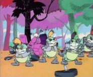 Toad Warriors