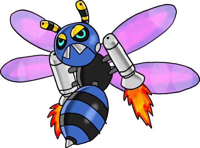 File:Buzz Bomber Tails19950.png