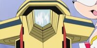 Gold Beetle (Sonic X)