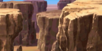 Great Canyon (Sonic X)