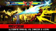 Ultimate Marvel VS Capcom 3 Character Pose 9