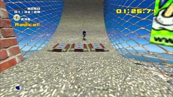 Sonic Adventure 2 (PS3) City Escape Mission 4 A Rank