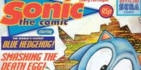 Sonic the Comic Issue 6