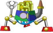 Tidal Clanger 2