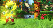 Super Sonic in SG 2