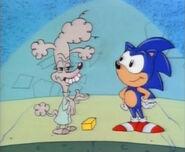 Heckuba and Sonic