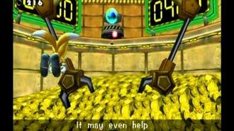 Sonic Adventure DX (GC) Sonic - Casinopolis Missions Level B and A