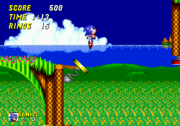 Side spring sonic 2