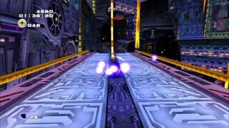 Sonic Adventure 2 (PS3) Final Rush Mission 5 A Rank