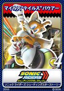 Sonic Riders Zero Gravity 16 Tails