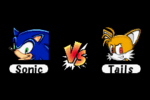 Sonic-VS-Tails-Sonic-Pinball-Party