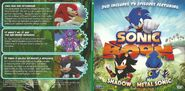 Sonic Boom DVD Full Cover