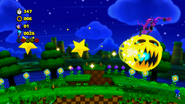 Moon Mech spitting stars Zone 2