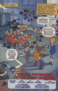 Sonic X issue 6 page 4