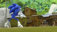 Sonic vs. Shadow (Sonic Boom TV Series Edition)
