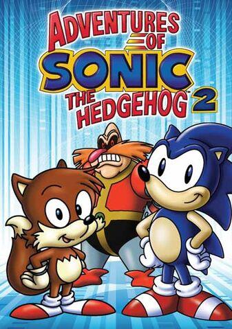 File:Adventures of Sonic the Hedgehog Volume 2.jpg
