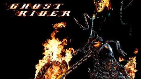 Ghost Rider Theme (Bike Transformation)