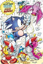 Sonic vs Badniks