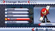 Knuckles's Eggman Suit