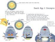 Death Egg mk II concept