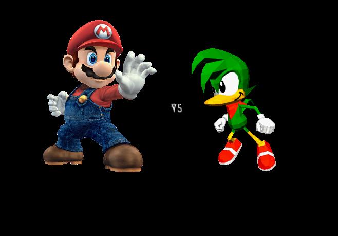 Mario vs. Bean