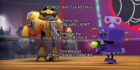 Robot Battle Royale (episode)