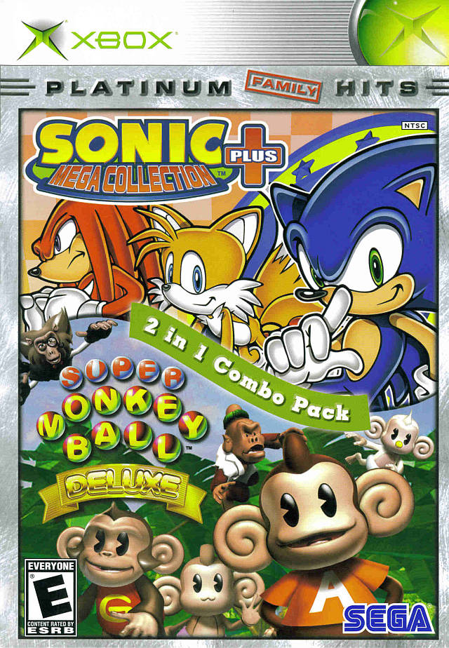 File:Sonic Mega Collection Plus, Super Monkey Ball Deluxe 2 in 1 combo pack.jpg