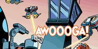 Laser Hawk (Archie)