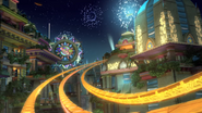 Tropical Resort Rails (Opening)