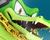 Sonic Jump - Vector Icon
