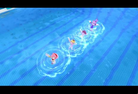 File:PeachDaisyAmyBlaze London2012 Screenshot 1(Wii).PNG