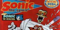 Sonic the Comic Issue 34