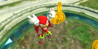 Knuckles: Buried Treasure