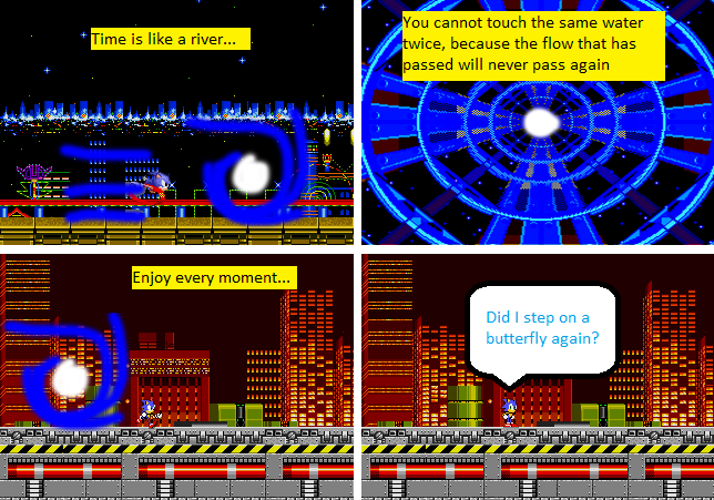 Sonic To The Future