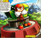 Knuckles Guarding the Master Emerald.jpg