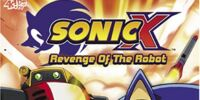 Sonic X: Revenge of the Robot