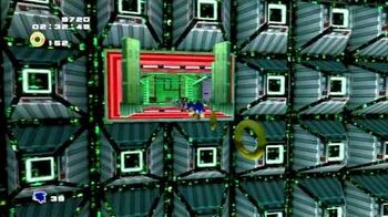 Sonic Adventure 2 (PS3) Crazy Gadget Mission 1 A Rank