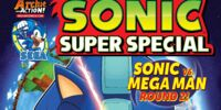 Archie Sonic Super Special Magazine Issue 14 (original version)