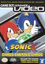 Game Boy Advance Sonic News Network Fandom Powered By
