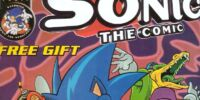 Sonic the Comic Issue 209