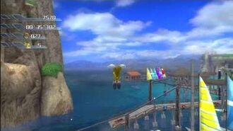 Sonic the Hedgehog 2006 Wave Ocean (Tails) 1080 HD