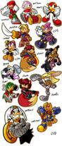 Random Sonic Folk by herms85