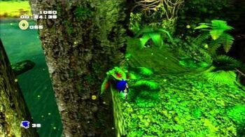 Sonic Adventure 2 (PS3) Green Forest Mission 2 A Rank