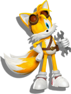 Tails (Sonic Boom (Fire & Ice))
