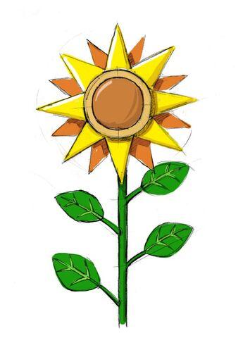 File:SunflowerArt.jpg