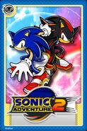 Sonic Adventure 2 Card