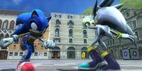 Silver the Hedgehog (Sonic the Hedgehog) (2006)